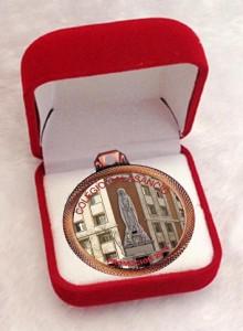 Medalla Bachillerato